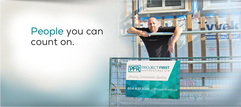 Project First - People You Can Count On