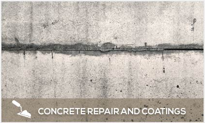 Concrete Repair and Coatings
