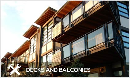 Decks and Balconies